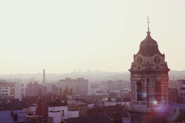 Samedi sur les toits