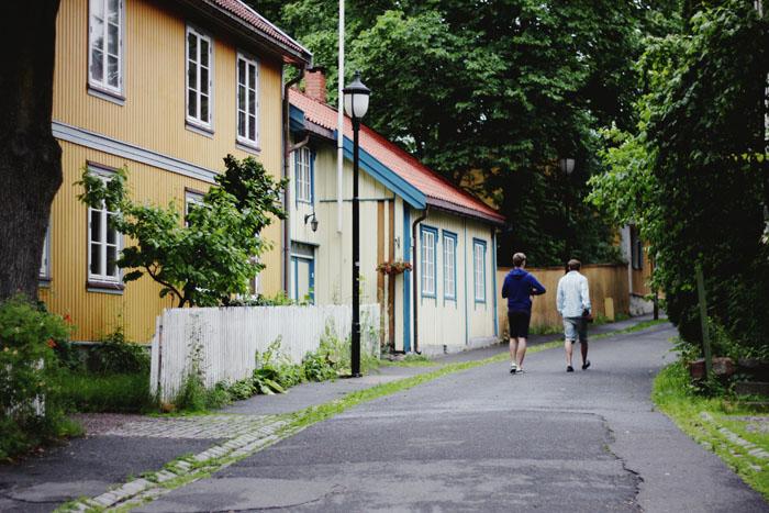 Oslo, jour 1