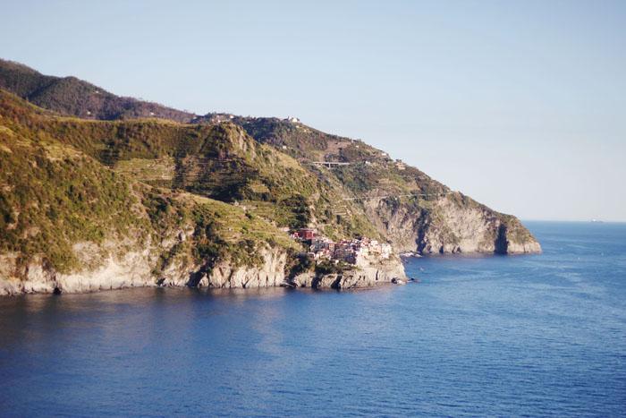 Cinque Terre : Vernazza & Corniglia