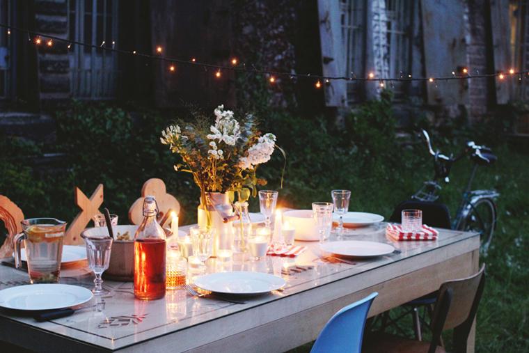 Un dîner autour de la Stube
