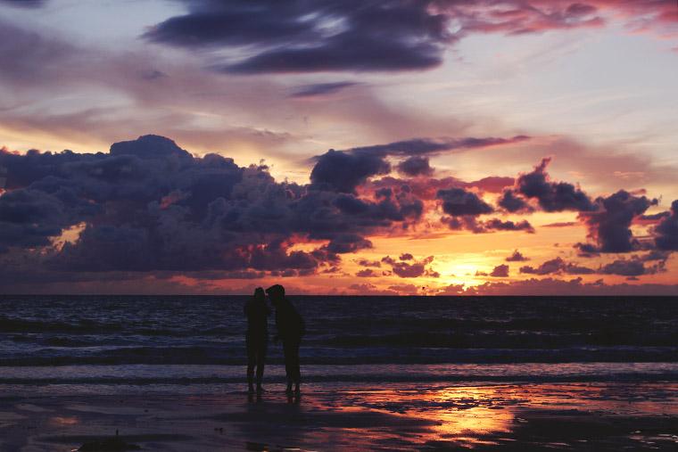 Normandie : Sous les pavés, la plage.
