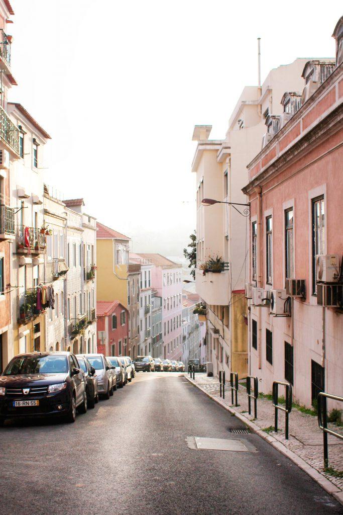 Commencer l'année à Lisbonne