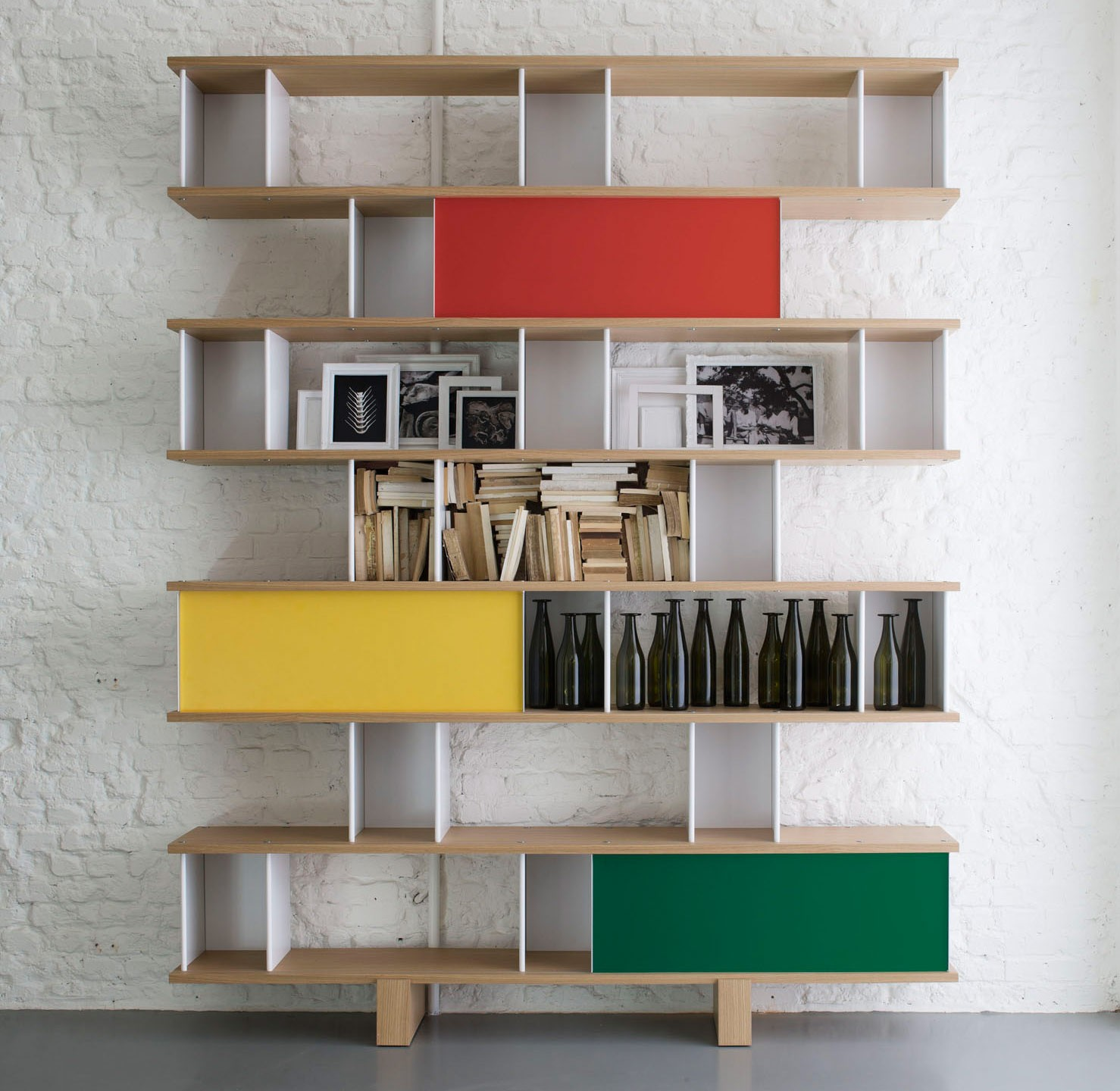 L Objet Du D Sir Une Biblioth Que Fa On Charlotte Perriand # Construire Une Bibliotheque