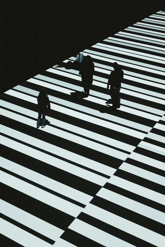 William Forsythe x Ryoji Ikeda