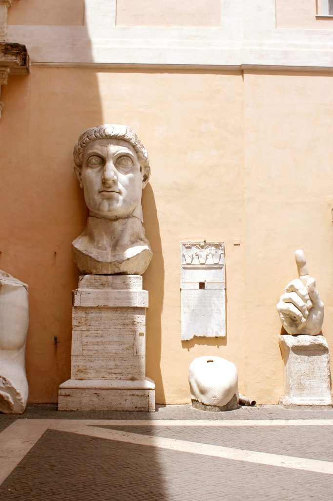 Rome : le centre historique et Monti