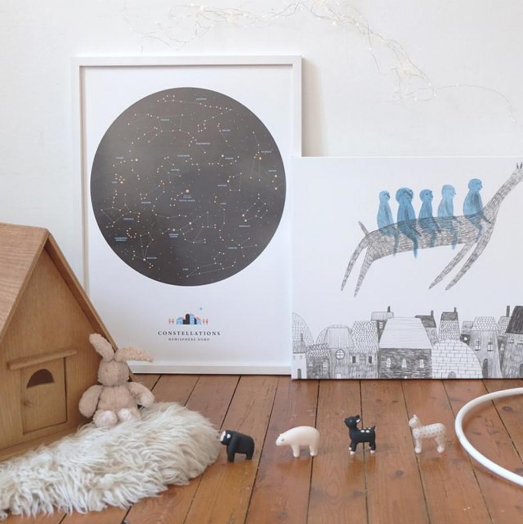 Atelier Noémie Cédille Constellations