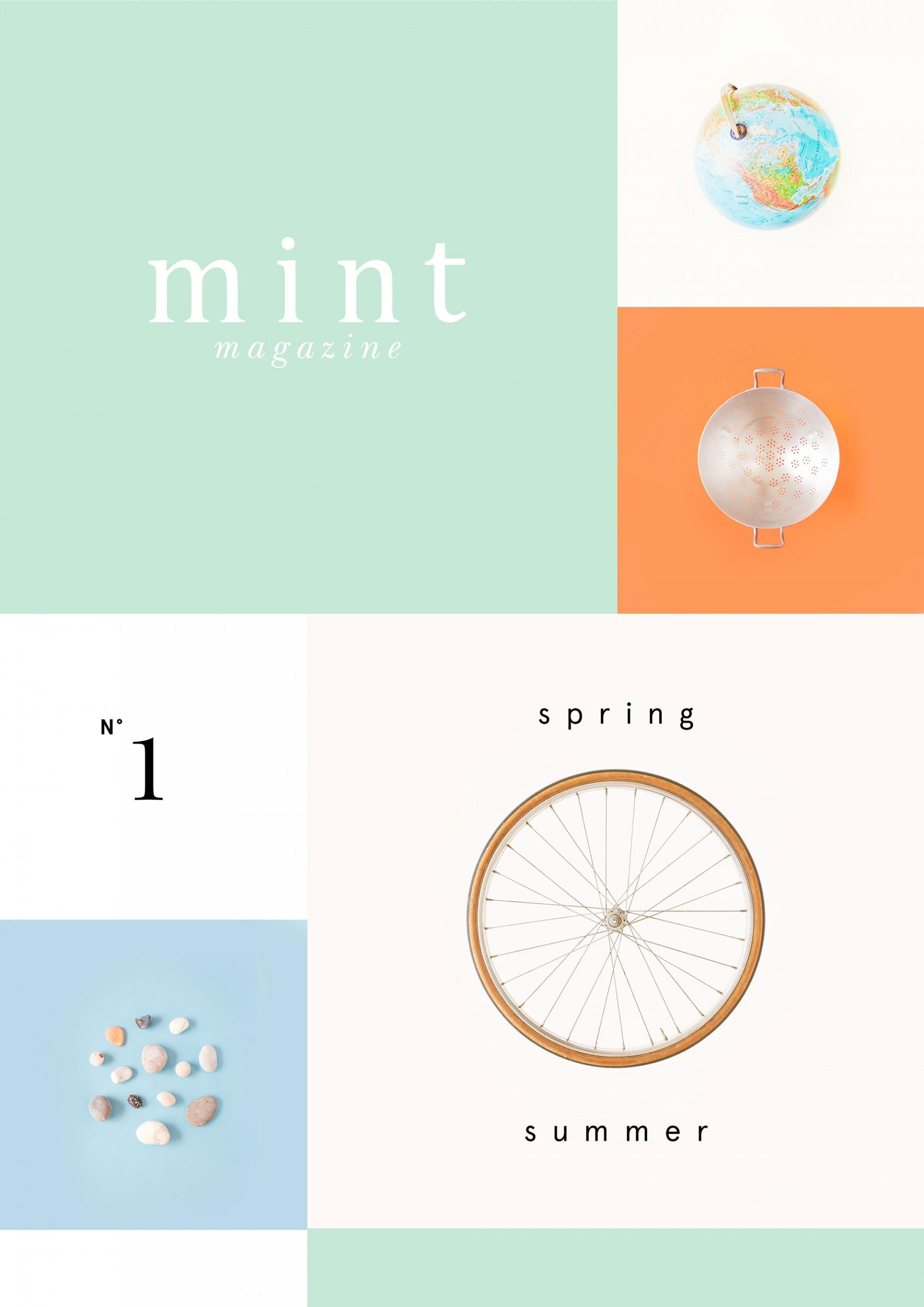 Atelier Noémie Cédille Mint #01