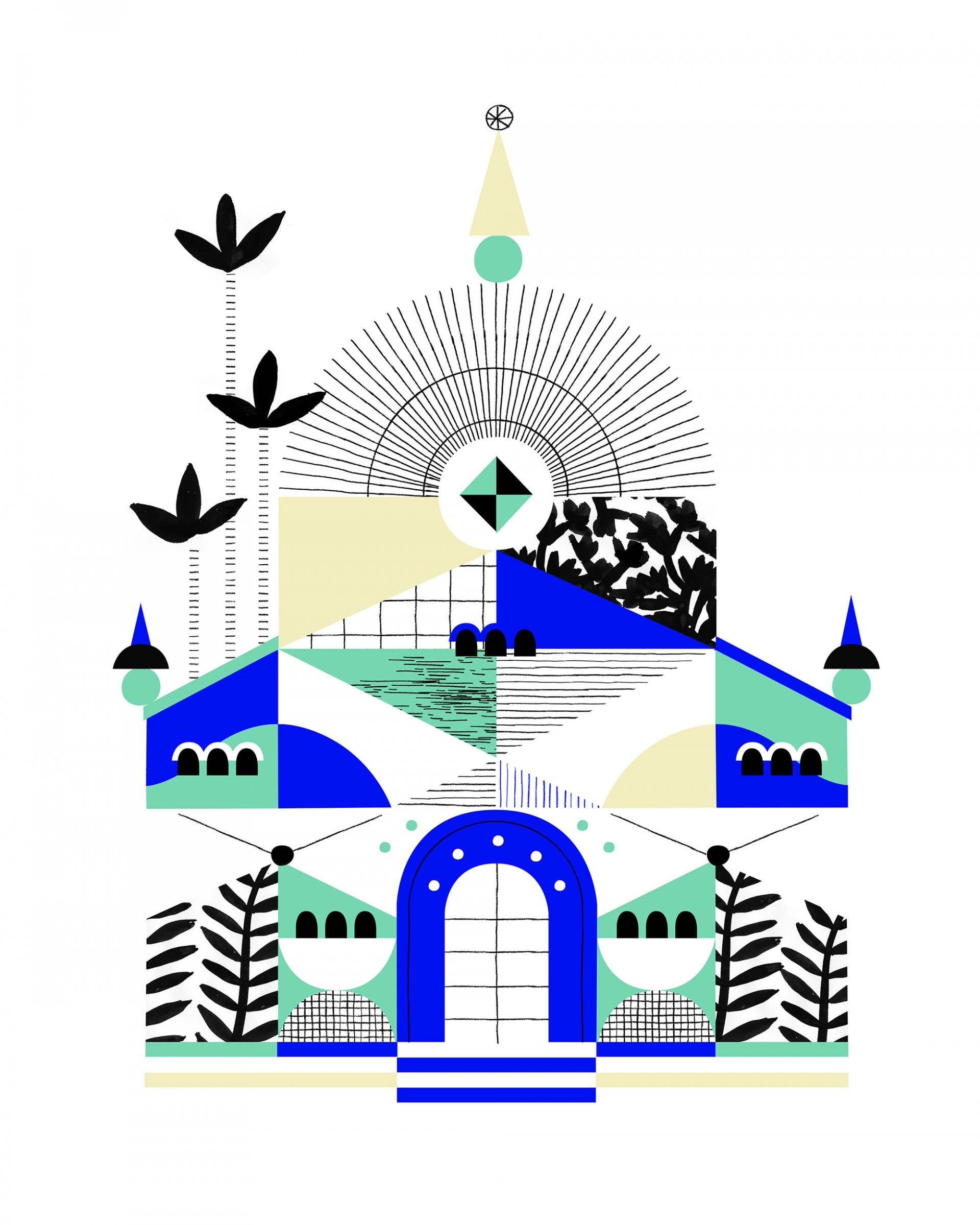 Atelier Noémie Cédille Temples