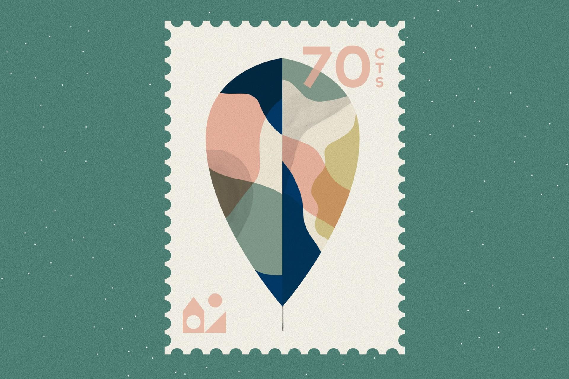 Atelier Noémie Cédille Leaf Stamps