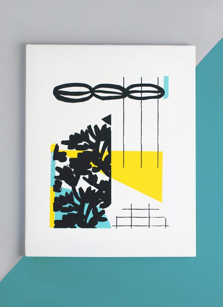 Atelier Noémie Cédille Hasards sérigraphiques