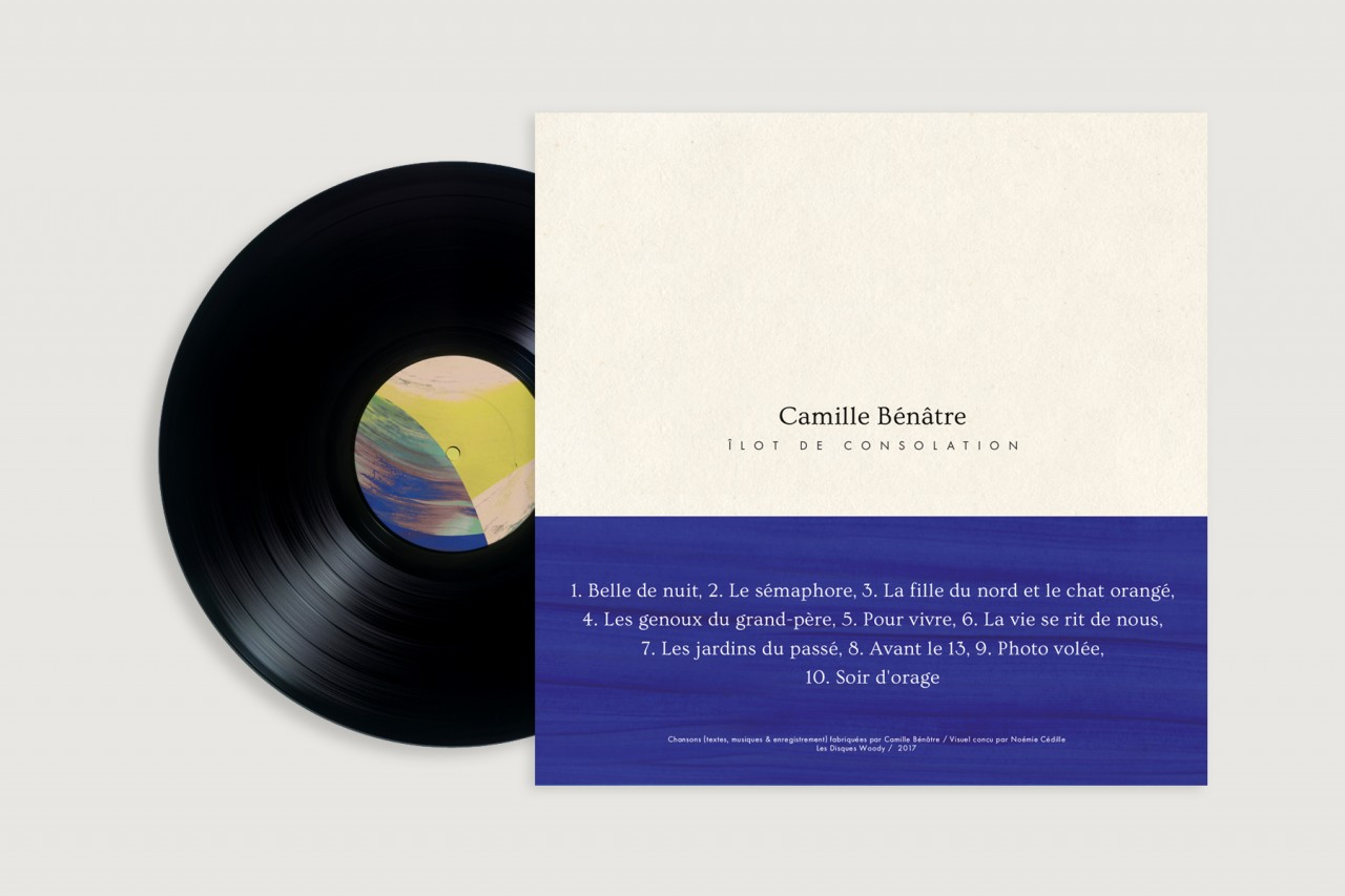 Atelier Noémie Cédille Camille Bénâtre