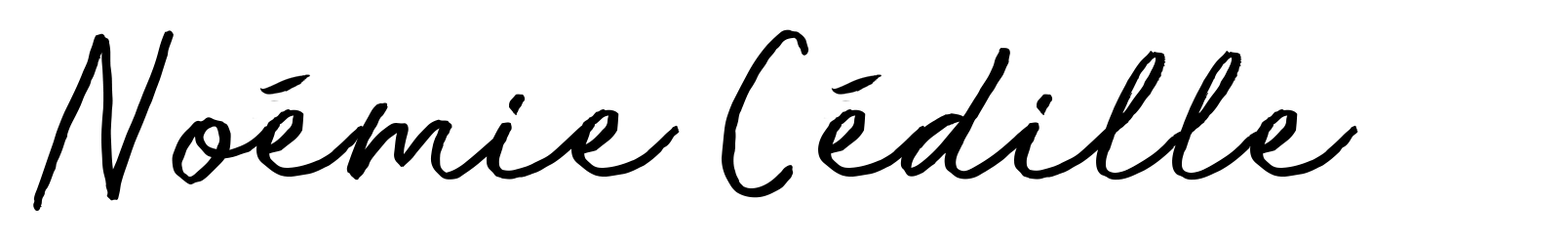Noémie Cédille