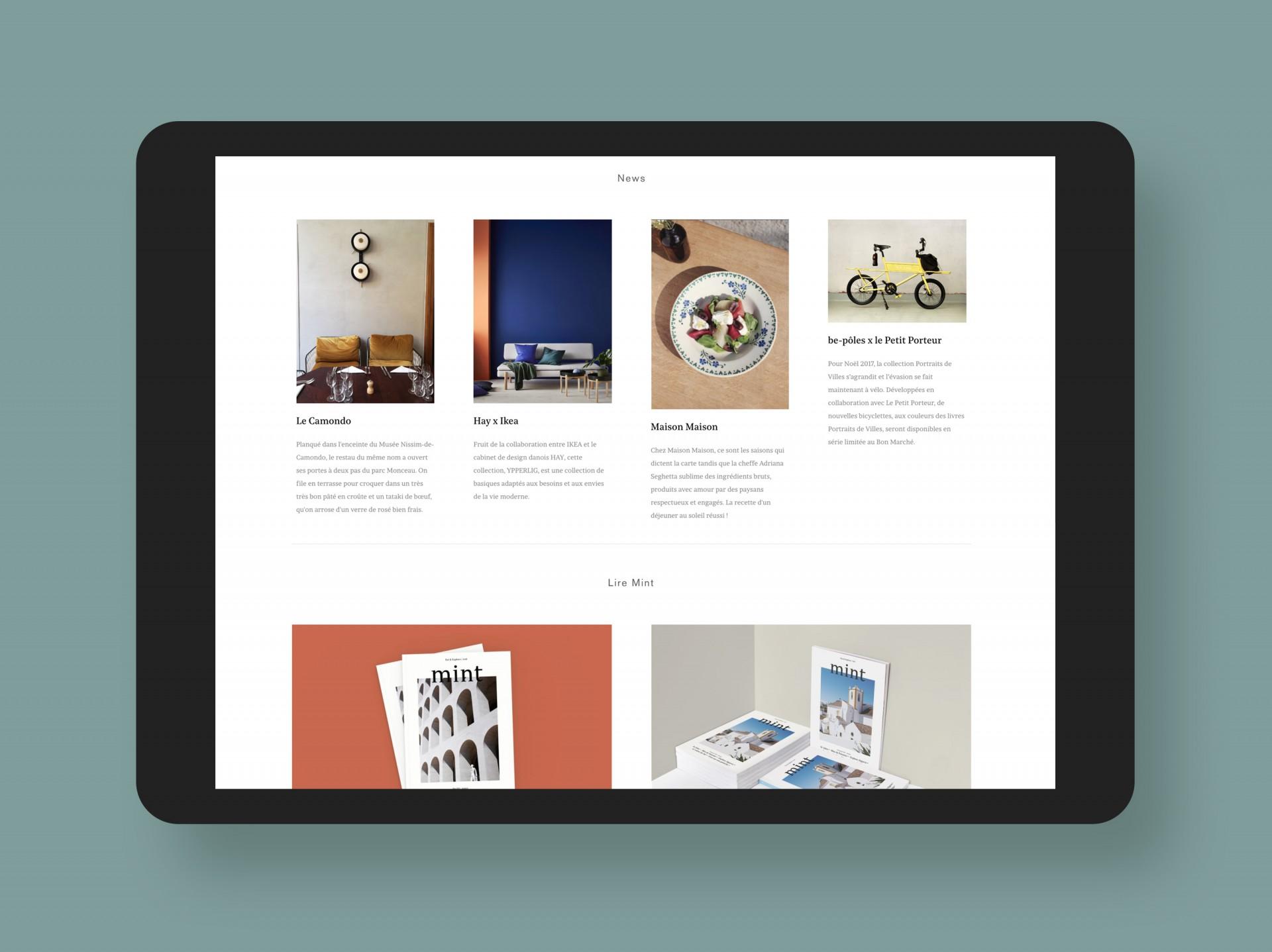 Atelier Noémie Cédille Mint Magazine