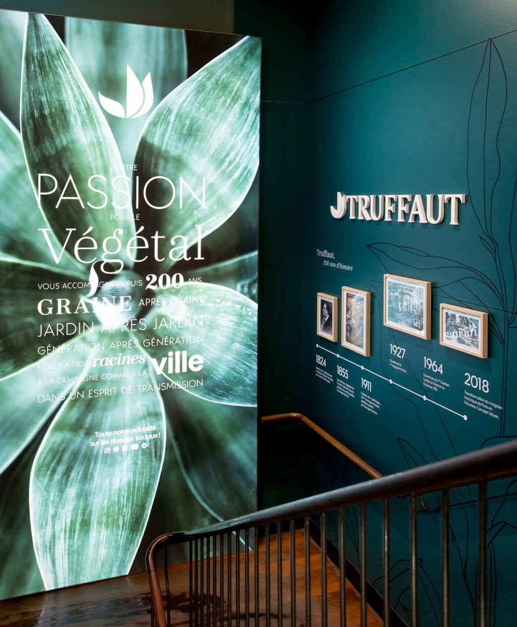 Atelier Noémie Cédille Truffaut, nouveau concept urbain