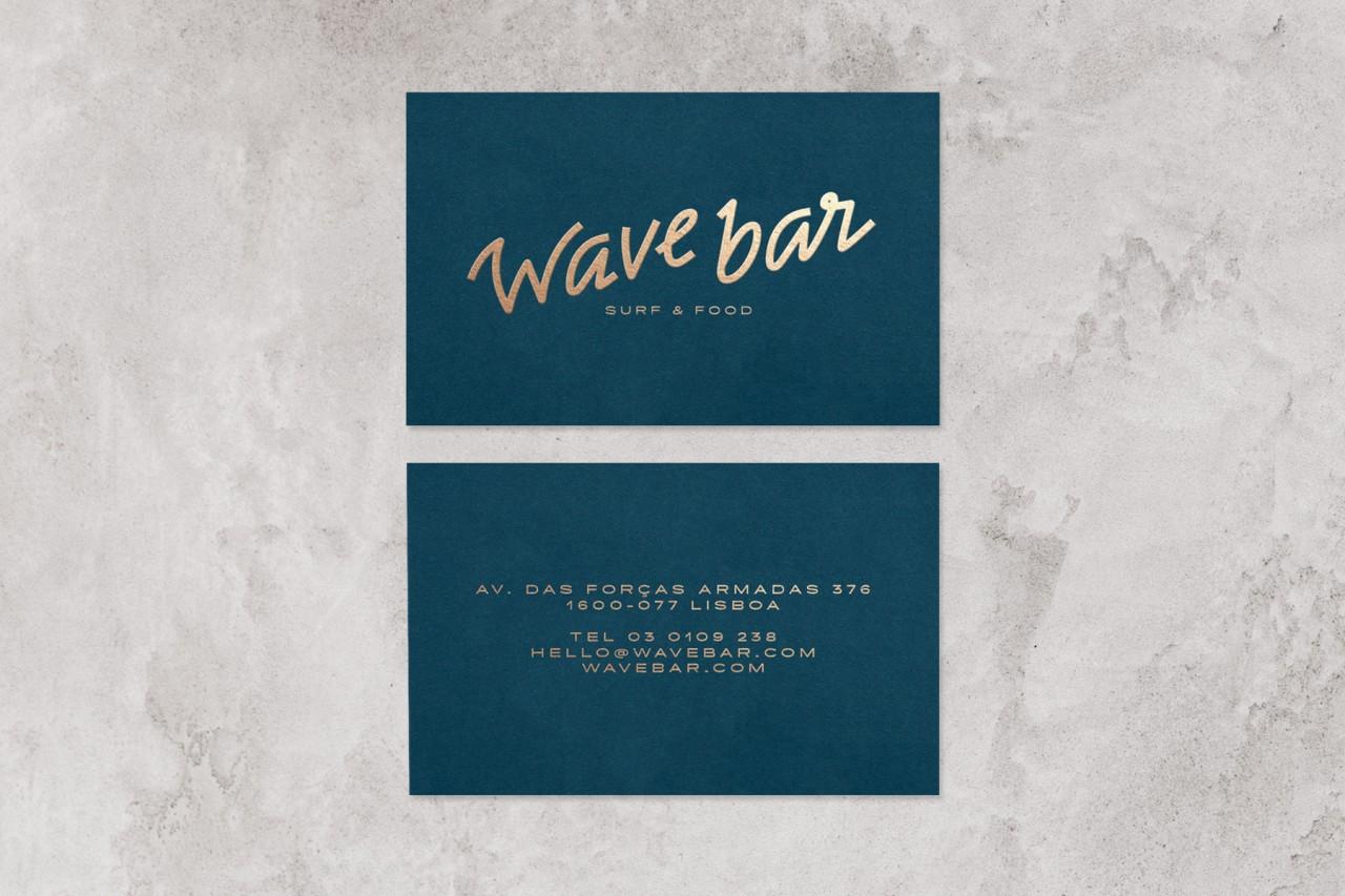 Atelier Noémie Cédille Wave Bar