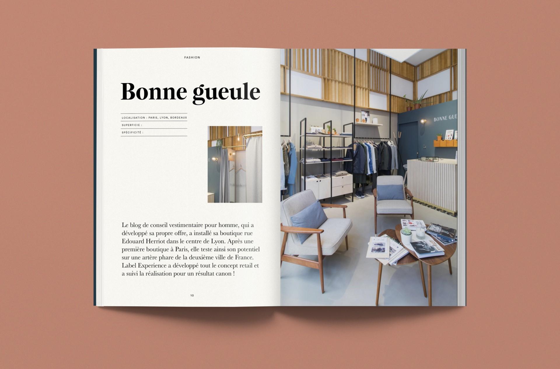 Atelier Noémie Cédille Book Label Expérience