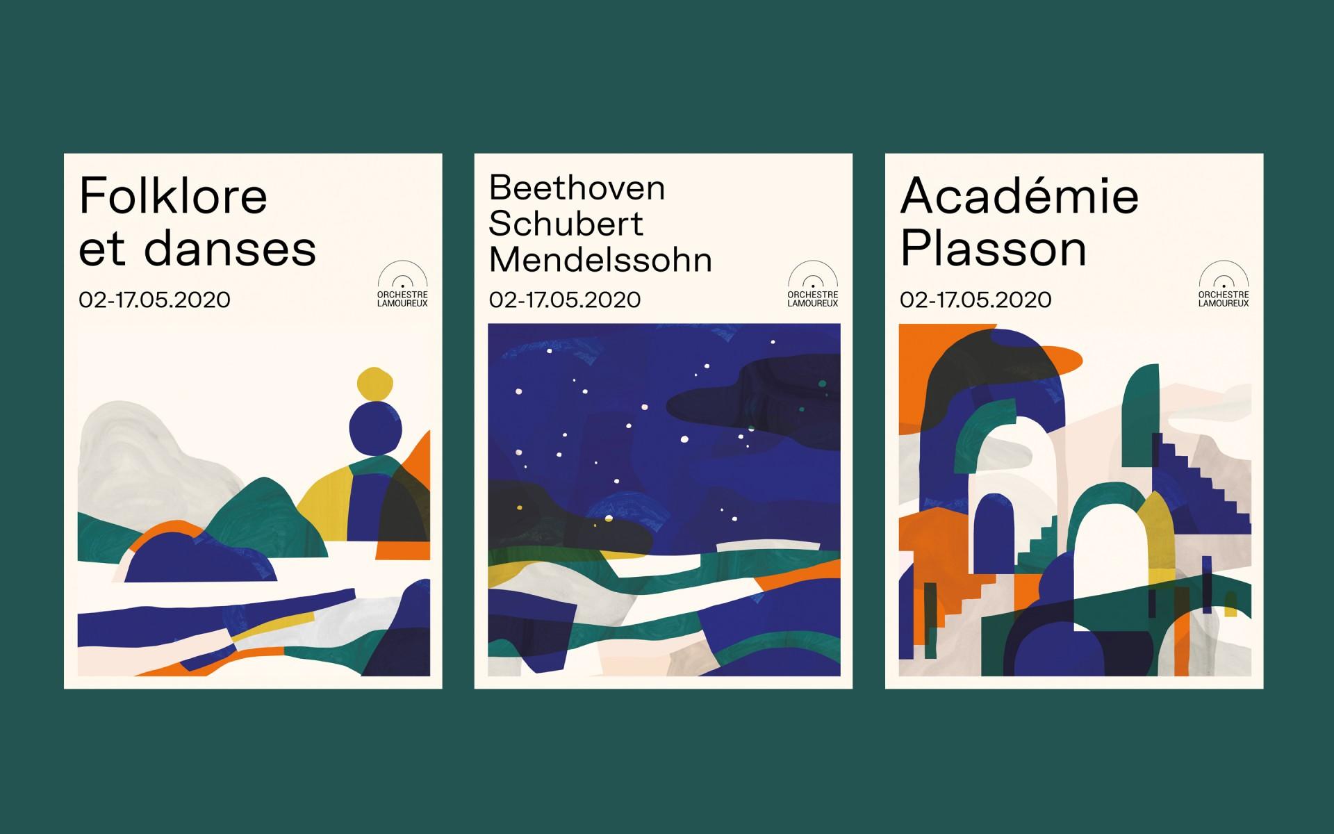 Noémie Cédille Orchestre Lamoureux 2019-2020